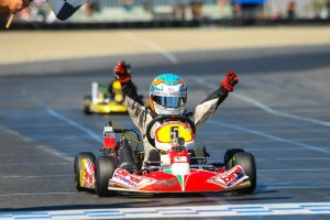 Micro Max saw Cole Keith Cotham secure the opening round win